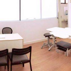 Consultório de Fisioterapia do Studio Renovare